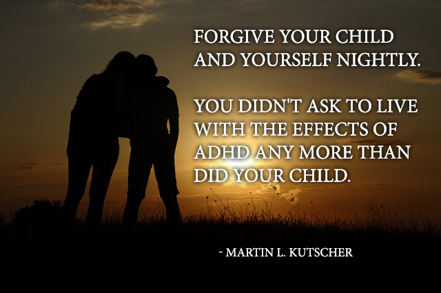 ADHD Forgiveness quote